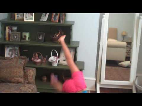 Impressive Gymnast Floor Routine from YouTube · Duration:  1 minutes 37 seconds