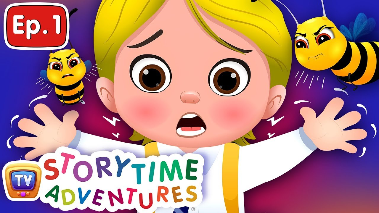 Download The Clever Goat - Storytime Adventures Ep. 1 - ChuChu TV