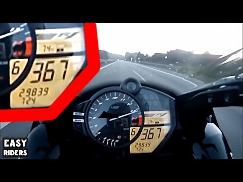BEST Motorcycle top speed 300 km/h compilation !!! letöltés