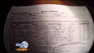 Benton Harbor mayor to face recall election