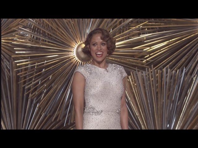 Stacey Dash Makes An Ass Out Of Herself