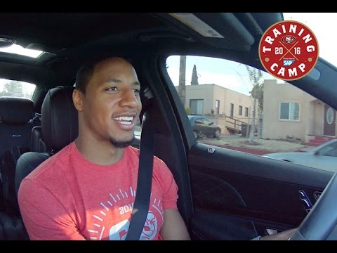 All Access: Eric Reid Reports to 2016 Training Camp