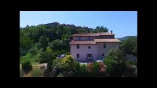 Video Villa Torre in Umbria