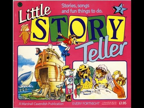 Little Story Teller (Part 2)