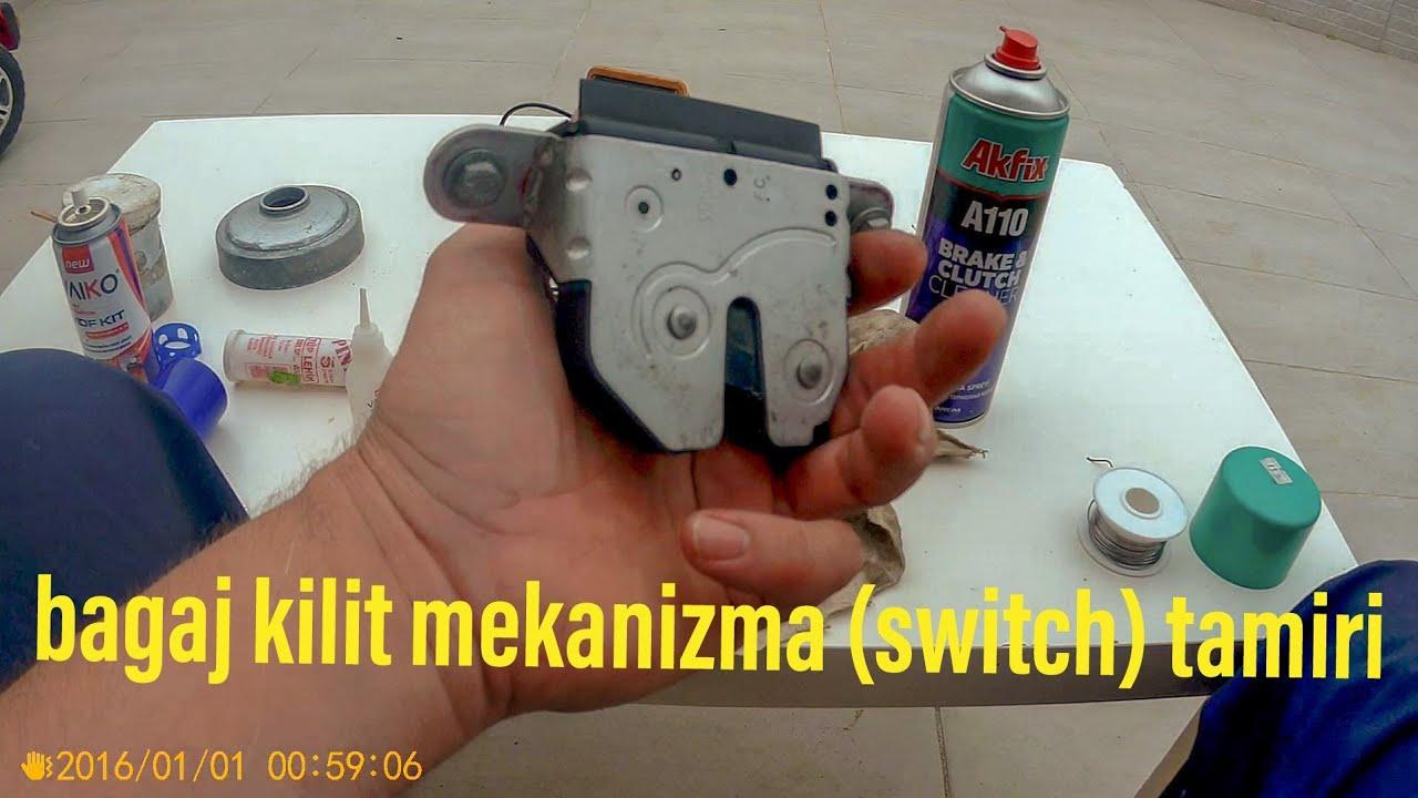 linea#punto#grandepunto# #Bagaj açma# kilit mekanizma ( switch) tamiri