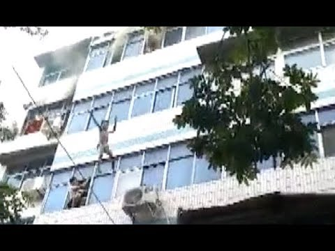 Heroic Mother Dies after Saving Two Children from Fire in Central China