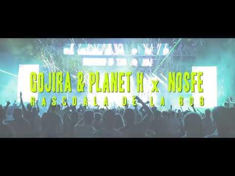 Gojira & Planet H feat. NOSFE - Rascoala de la 808 (teaser)