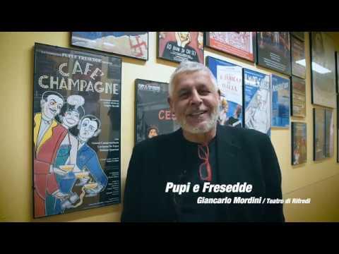 Storie di Teatro: Giancarlo Mordini