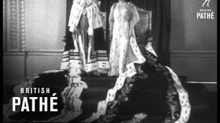 Royal Family Coronation Robes (1936)