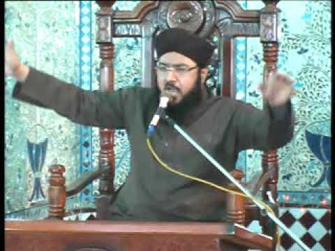 Mufti Muhammad Asif Iqbal Rizvi multan