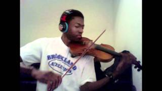Rihanna - Only Girl (Violin Cover by Eric Stanley)