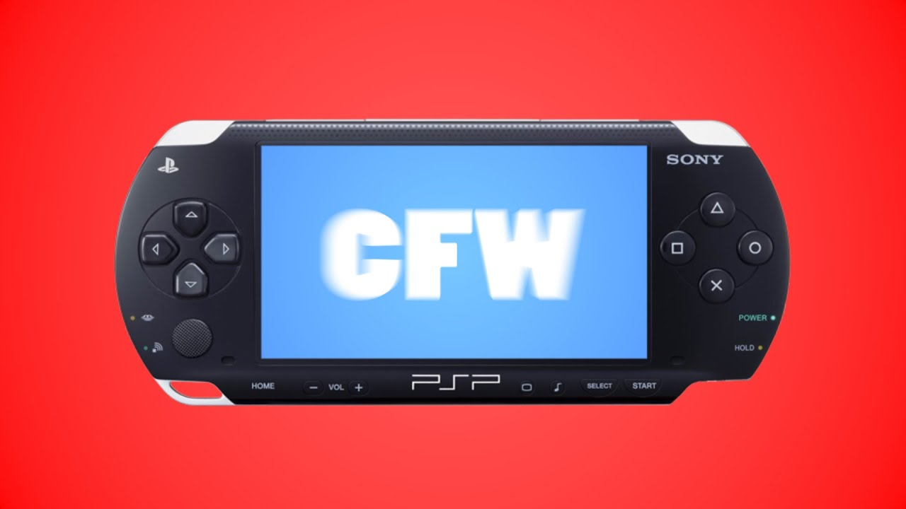 how to customize psp firmware