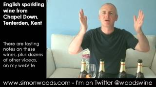 Wine With Simon Woods: Sparkling English Wine From Chapel Down