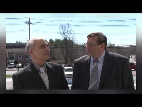 Salem NH Robert Frost School #6  Evolves into The Korbey Medical Bldg (ATSBK Clip)