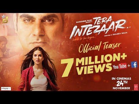 Tera Intezaar Official Teaser   Sunny Leone   Arbaaz Khan   Raajeev Walia   Bageshree Films   24 Nov