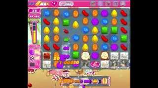 Candy Crush Saga Level 894 - no boosters 3 stars!