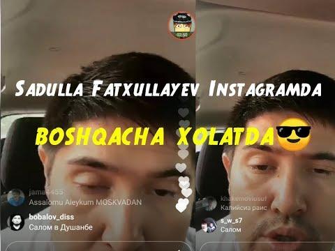 Dizayn jamoasi Sadulla Fatxullayev jonli efirda | Садулла Фатхуллаев жонли ефир