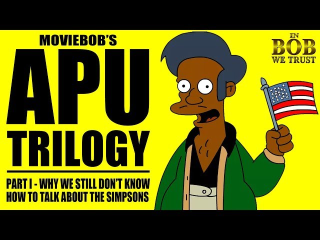 In Bob We Trust - APU TRILOGY: PART I (The Simpsons)