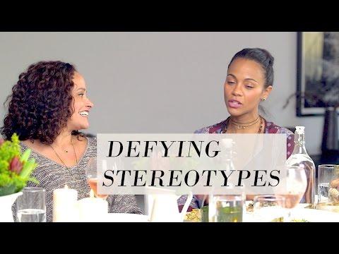 Defying Stereotypes | Rosé Roundtable with Zoe Saldana, ft. Judy Reyes and Jillian Mercado