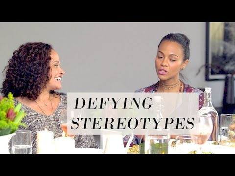 Defying Stereotypes | Rosé Roundtable with Zoe Saldana, ft. Judy Reyes