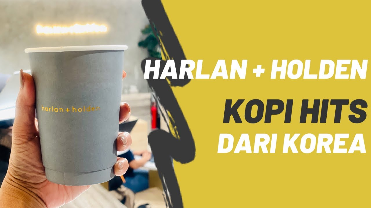 Harlan + Holden Ngopi Enak Di Jakarta Selatan - YouTube