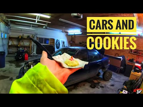 TJV - CARS AND COOKIES - #1586