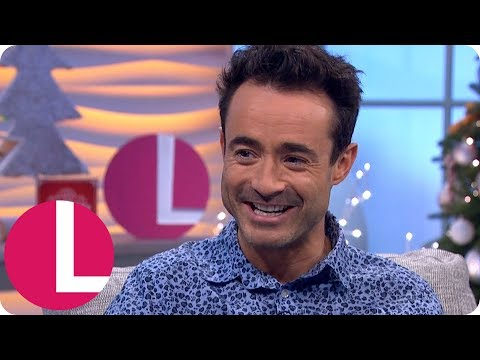 Strictly Champion Joe McFadden Is Excited for the Aftermath of His Shock Holby City Exit | Lorraine
