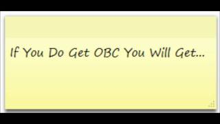 How To Get O.B.C On Roblox (without music)