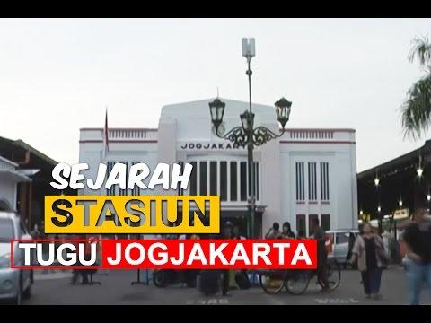 Awal Mula Stasiun Tugu Yogyakarta