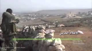 МЯСО В СИРИИ! БОИ ЗА ФЕВРАЛЬ 2016   SYRIA WAR! BLOODY FIGHTS FEBRUARY 2016