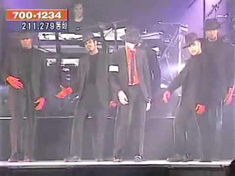 Michael Jackson - 2 bad - Live in Korea