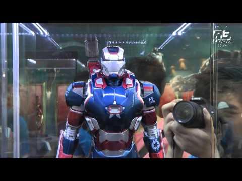 Iron Man 3 War Machine 2.0 & Iron Patriot