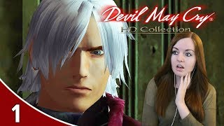 SO SAVAGE! - Devil May Cry HD Collection Gameplay Walkthrough Part 1