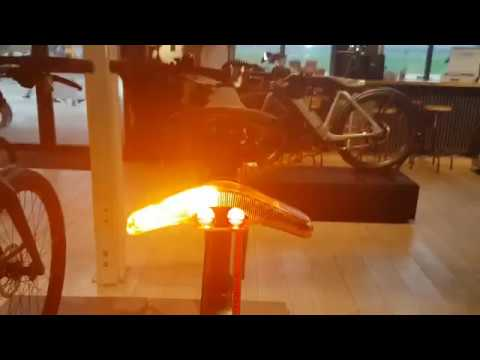 Blinkers rear light tested by Stromer forum