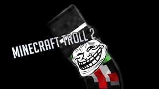 Minecraft - 10 Ways to troll your friends (2)