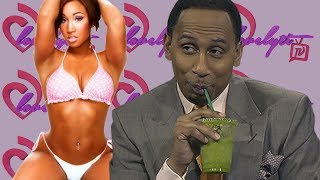 Stephen A Smith GOES OFF on lil booties! ~I'm Insulted When Small Booty Women Approach Me!! ???