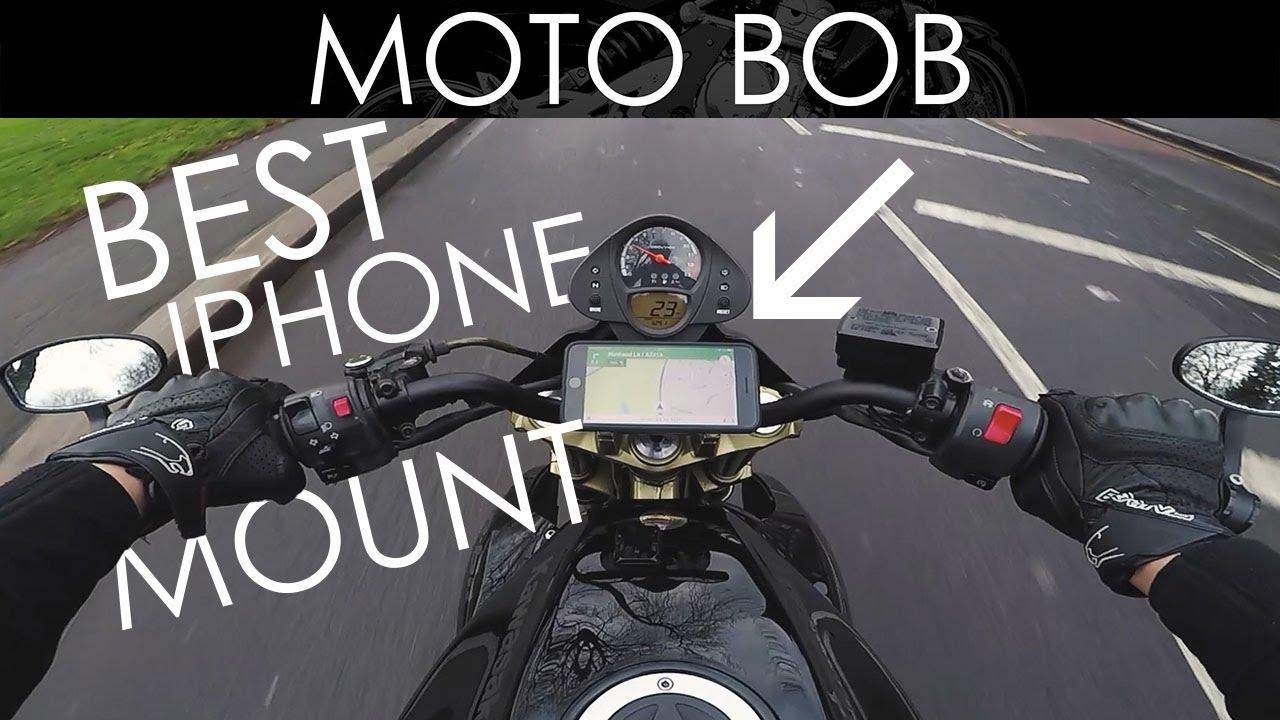 Best motorcycle handlebars - Quad Lock The Best Motorcycle Iphone Handlebar Mount