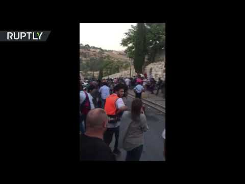 Temple Mount protests: 3 injured as IDF fires rubber bullets – reports