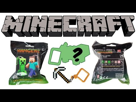 MINECRAFT Hangers! Ep 3 from YouTube · Duration:  2 minutes 27 seconds
