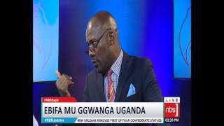 Ebifa mu Ggwanga Uganda ne Basajja Mivule, Kabanda Ntyazo, Simon Myanga - 14 May 2017 thumbnail