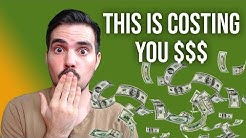 Expense Ratio - How Much They Truly Cost You (It's a lot)