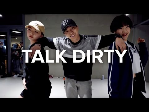 Talk Dirty  Jason Derulo  Junsun Yoo Choreography