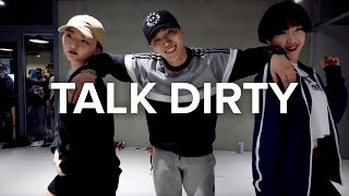 Repeat youtube video Talk Dirty - Jason Derulo / Junsun Yoo Choreography