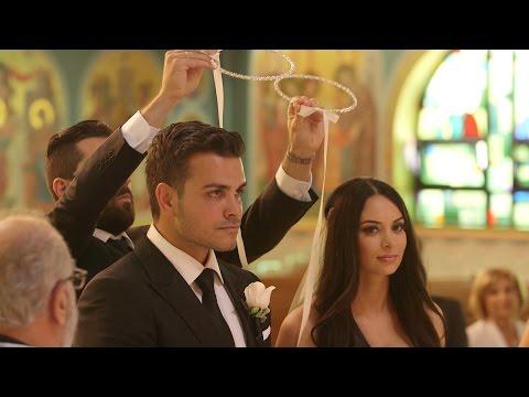 Kimberly + Philip | Toronto Greek Wedding | Same Day Edit