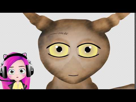 О нет. Что это за персонаж для новой анимации NaStik?