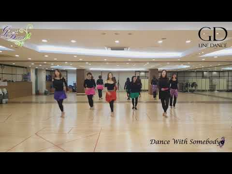 Dance With Somebody - Line Dance (Dance & Count)