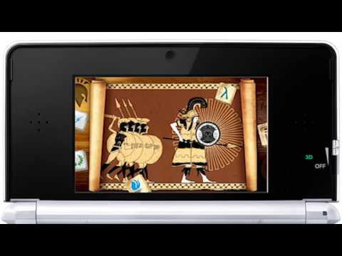 Mahjong Mysteries - Ancient Athena (Nintendo 3DS™)