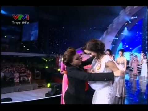 Hoa hậu Việt Nam 2012 - Chung kết - Các giải phụ - Hoa hau Viet Nam 2012
