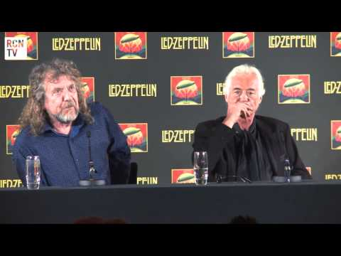 Led Zeppelin Interview - Current Music Scene