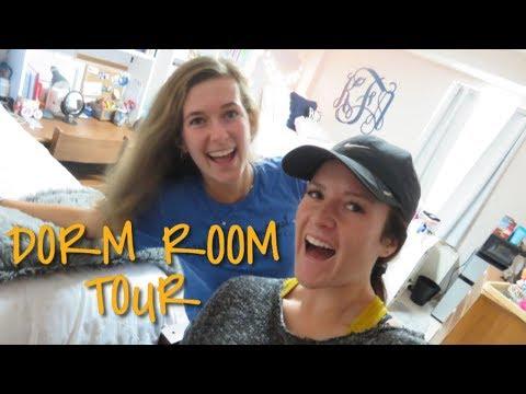 Dorm Room Tour | Auburn University